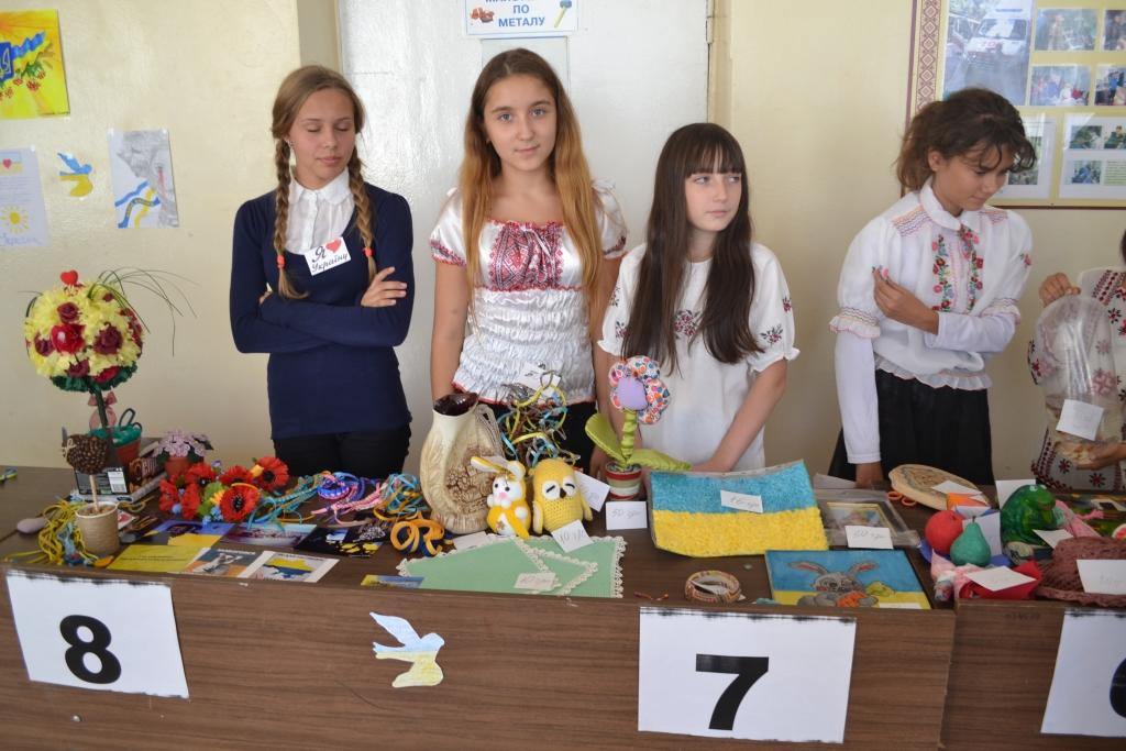 Ярмарка «Допоможемо Української армії»