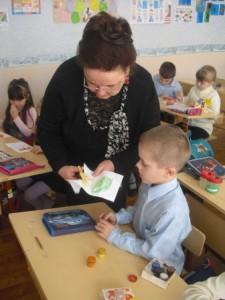 Интегрированный урок по чтению и рисованию