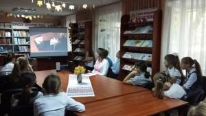 Відмічаємо Всеукраїнський день бібліотек