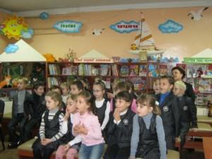 Екскурсія учнів 1-А класу