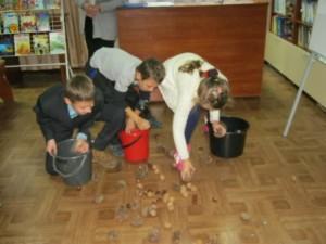 Спільний захід у районній дитячій бібліотеці