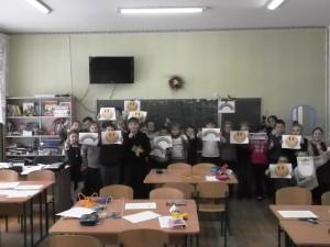 Конкурс «Всезнайка» для учнів початкової школи.