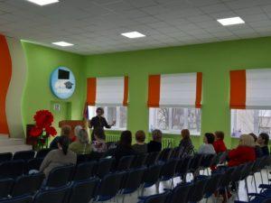 Обласний методичний семінар.